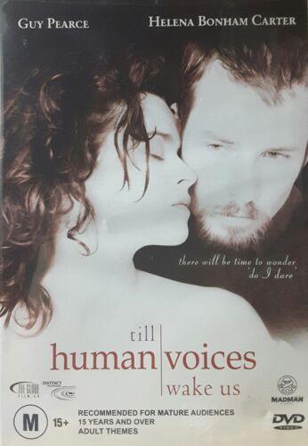 1 of 1 - Till Human Voices Wake Us DVD_Guy Pearce Movie_Aussie Drama_Ex Rental