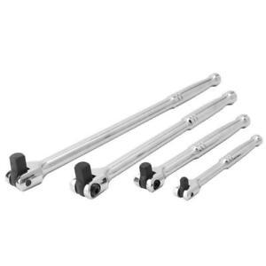 3/4 /3/8 /1/2 Inch Drive Breaker Bar Rotates 180 Degree Socket Wrench Ratchet Fixation Des Prix En Fonction De La Qualité Des Produits