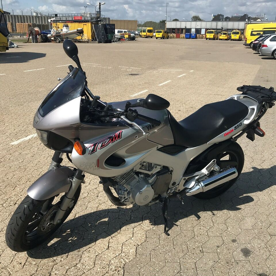Yamaha, TDM 850, 850 ccm