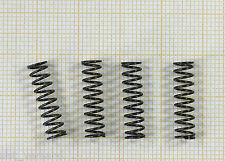4 x Druckfeder, Länge 18mm, Außen Ø5mm, Drahtstärke 0,55mm