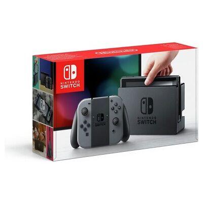 Nintendo Switch 32GB WiFi Console - Grey.