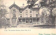 c.1905 Lorrilard Mansion Bronx Park NY post card