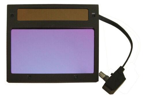 GCF pro new Solar WELDING HELMET AUTO DARKENING MIG TIG ARC  w// 4 sensors