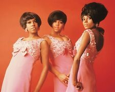 The Supremes Mary Flo Diana 10x8 Photo