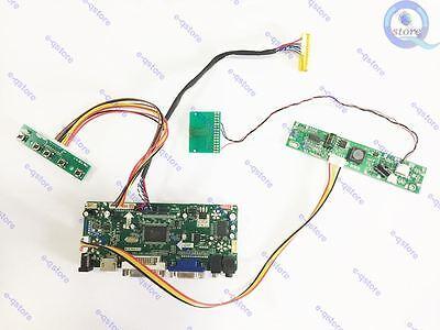 For LTN156AT02 LCD Screen Driver Controller Board HDMI+DVI+VGA M.NT68676.2