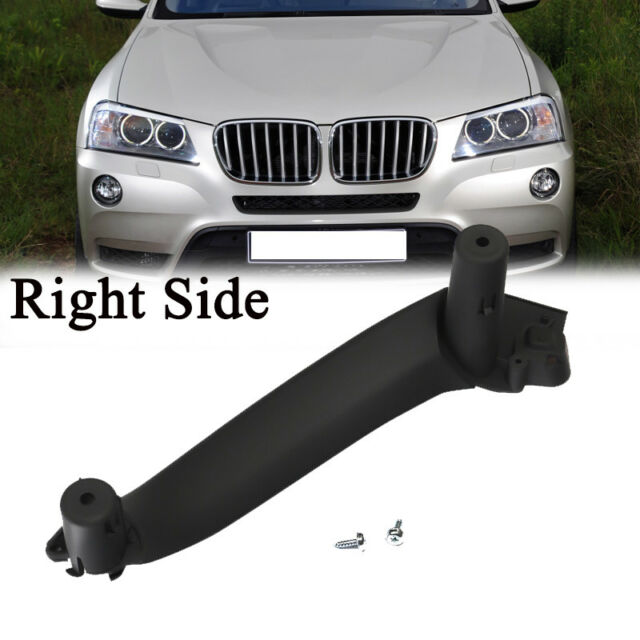 Right Door Interior Inner Handle Pull Trim Kit For BMW F25