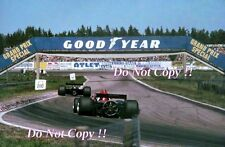 Niki Lauda Brabham BT46B Winner Swedish Grand Prix 1978 Photograph