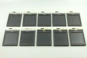 Exc-5-Fidelity-Elite-4x5-Cut-Film-Holders-Lot-of-10-From-Japan-245
