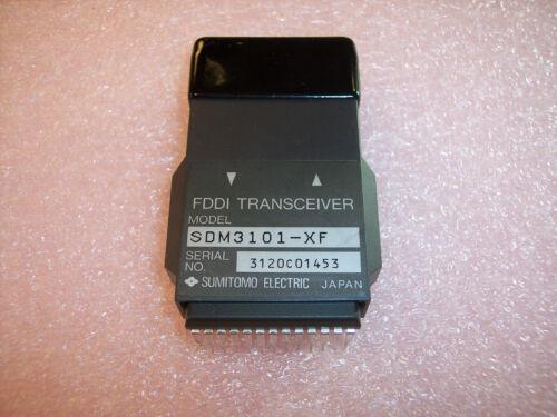 SDM3101-XF KB SUMITOMO FDDI TRANSCEIVER  NOS