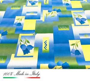 TELO-ARREDO-granfoulard-tulipani-cotone-varie-misure-copriletto-divano-poltrona