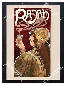 Historic-Rajah-Coffee-1899-Advertising-Postcard