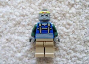 LEGO-Star-Wars-Clone-Wars-Rare-Pirate-Turk-Falso-Minifig-Excellent-7753