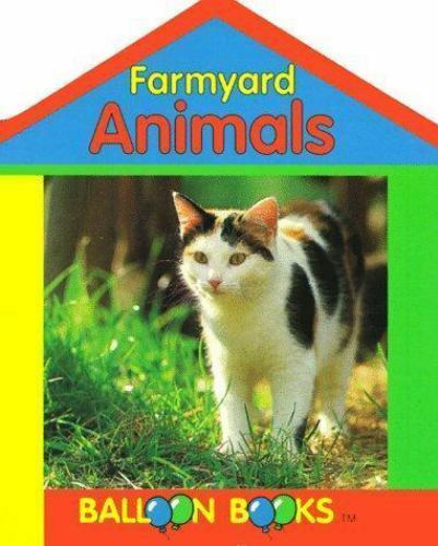 Farmyard Animals  Sterling Publishing Compa, Inc Staff  Good  Book  0 Hardcover