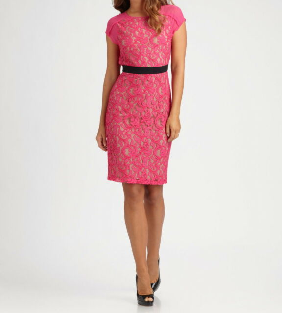 BCBG Max Azria Lace Dresses