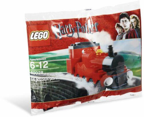 LEGO ® Harry Potter-MINI Hogwarts Express 40028 NUOVO E OVP