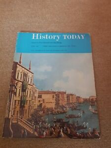 HISTORY-TODAY-JUNE-1967-BOOKLET