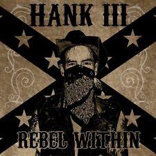 Hank Williams III, Hank Williams 3 - Rebel Within [New CD] Explicit