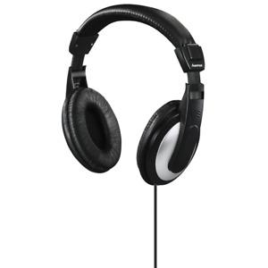 "Hama Over-Ear-Stereo-Kopfhörer ""Basic4TV"" Fernseher extra langes 6m Kabel Klinke"