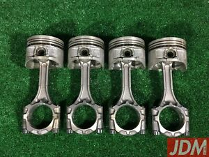 TOYOTA-3SGTE-PISTONS-amp-CONNECTING-RODS-1997-02-Caldina-ST215-13201-79415