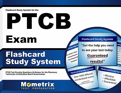 Flashcard Study System for the PTCB Exam 9781610728003 | eBay