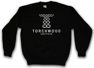 Pullover Institute Dr Doctor Sweatshirt Tv Who Sweat Dr Box Torchwood Phone OwA16vq6