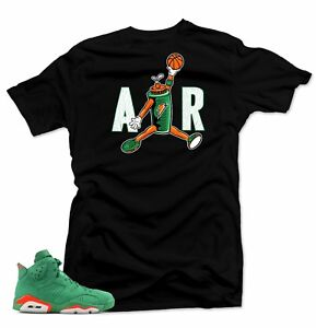 d68d2da0145e5c Image is loading Shirt-to-match-Jordan-6-NRG-Gatorade-AIR-