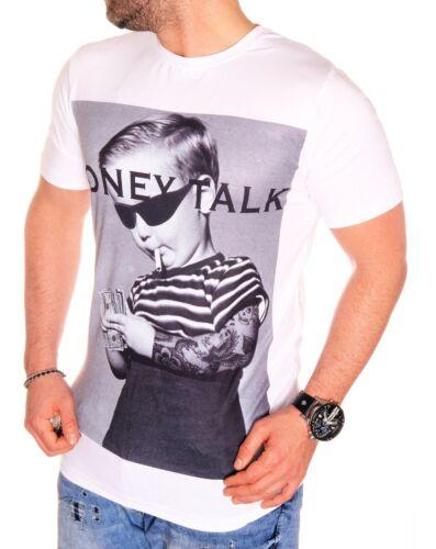 T.2.6 Herren Shirt Polo T-Shirt Urkaub Rundhald Funshirt Slim-Fit S M L XL NEU