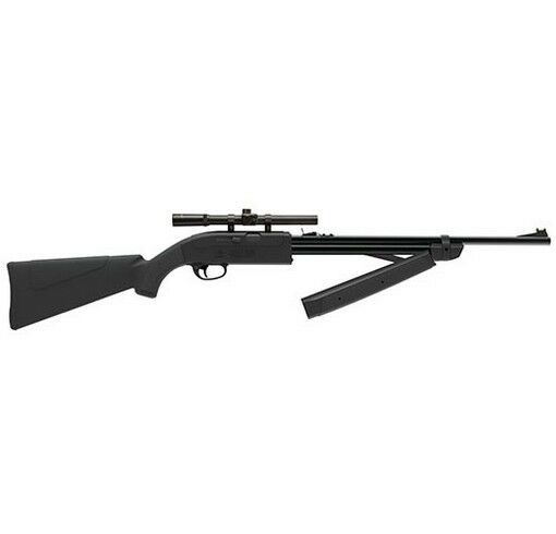 Crosman CLGY1000KT Legacy 1000  177 Caliber Air Rifle w/4x15mm Scope