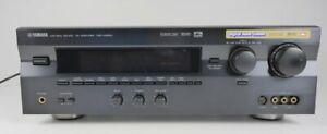 Yamaha-DSP-A595A-Dolby-Digital-DTS-Receiver-in-schwarz-12-Monate-Garantie