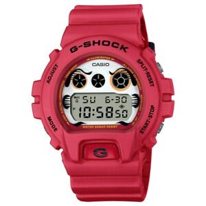 Casio G-SHOCK G-SHOCK / BlackEye Patch DARUMA Series DW-6900DA-4JR Watch Red