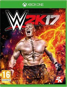 WWE-2K17-Xbox-One-New