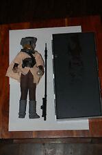 "Leia Boushh 12"" w/ Han Carbonite-Hasbro-1/6-Star Wars-Customize Side Show"