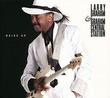 LARRY & GRAHAM CENTRAL STATION GRAHAM - RAISE UP  CD NEU