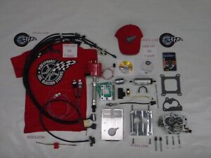 EFI Complete TBI Fuel Injection Kit Stock Chevy 454 7 4L MARINE