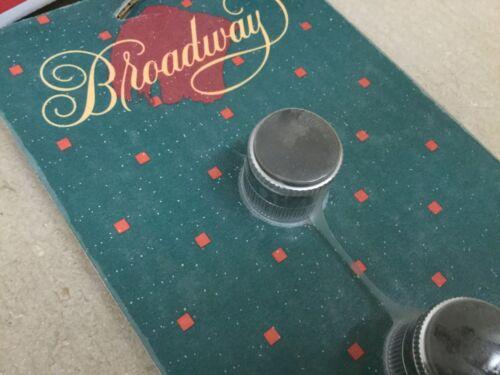 Details about  /BROADWAY Collection 10.10220.625 adjustable shower Rod Brackets polished CHROME