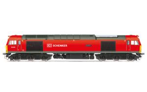 Hornby r3605tts 60, co - db db db shenk 60044, era de 10 DCC instalados ac7