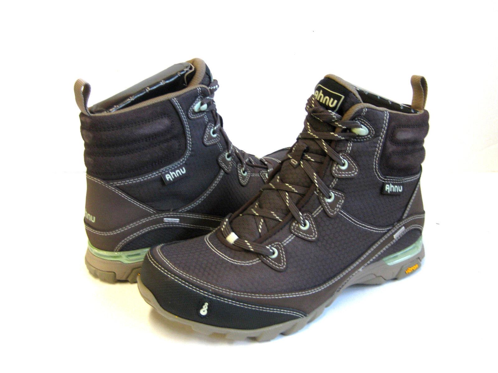 AHNU SUGARPINE WOMEN HIKING BOOTS WATERPROOF MULCH US 5.5    UK 3.5  EU36.5  JP255 089977