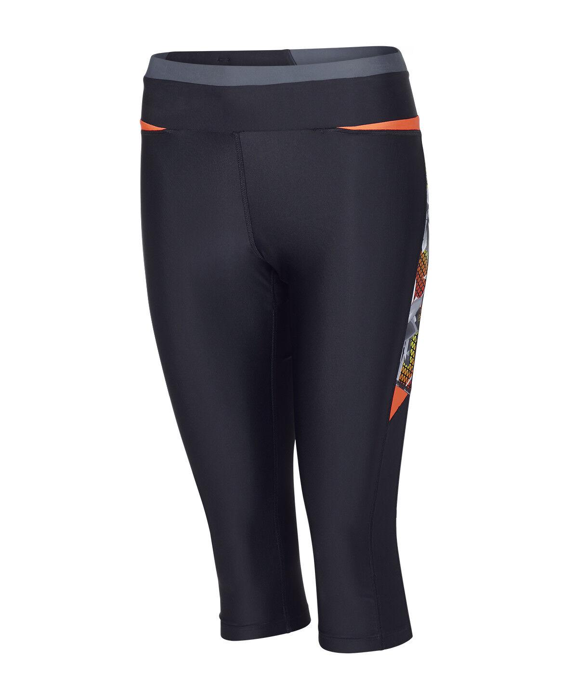 Speedo H20 Hydra Fizz Capri Pant Ladies Swim to Gym 3 4 leggings