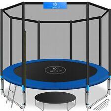 KESSER® Trampolin Gartentrampolin Kindertrampolin Outdoor Komplettset Leiter Set