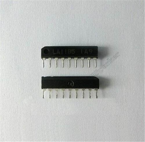 2Pcs LA1185 SIP9 Sanyo LA1185 New Ic zb