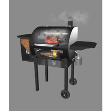 Camp Chef Smoke Pro DLX Pellet Grill In Bronze I Auto Start Electronic NEW