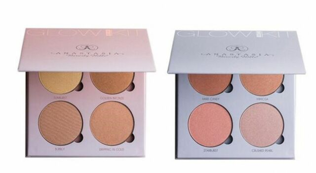 BEVERLY HILLS GLOW KIT - THAT GLOW & GLEAM - BRAND NEW SEALED EYE SHADOW MAKEUP
