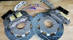 Details about Datsun 510 280ZX New FRONT Disc Brake 6 Piston Wilwood  Complete Kit 79-83