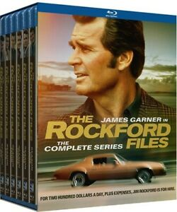 The-Rockford-Files-The-Complete-Series-22-Disc-BLU-RAY-NEW