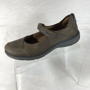 a3dd4fa833b5 Cobb Hill by New Balance Women s Mary Jane Shoes Brown Size 8 M