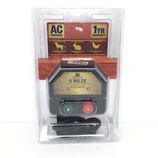 American Farmworks Ea5mai R1 5 Mile Ac Electric Fence Controller