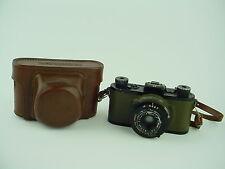 KODAK 35 PH-324 WWII Army Signal Corps Oilve Green CAMERA w/ Case & Strap - RARE