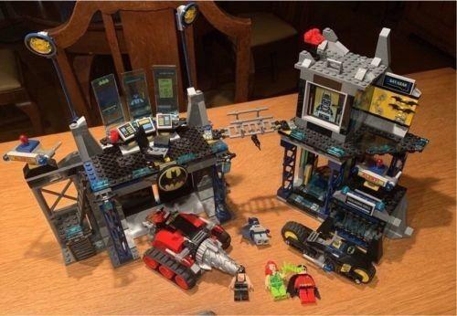 LEGO Super Heroes The Batcave (6860) gebraucht KOMPLETT KOMPLETT KOMPLETT inkl. Figuren+OVP 2760f8