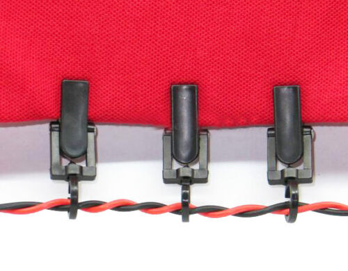 Multi Purpose Clips RV Designer Awning Hanger Camper Klippy Klip 20 Per Pack