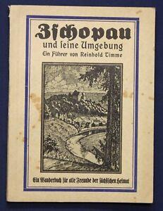 Timme-Zschopau-und-seine-Umgebung-1930-Wanderbuch-Sachsen-Saxonica-sf